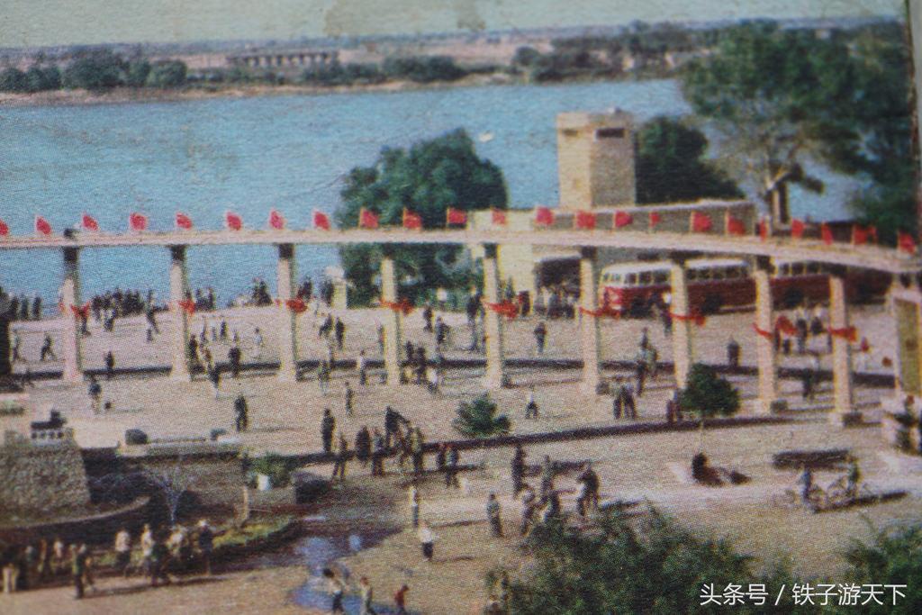 哈尔滨,1974年的城市交通