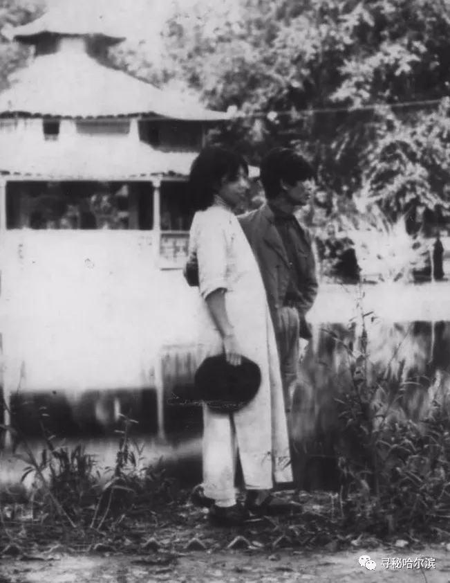 萧红从东兴顺旅馆出逃后与萧军在道里公园