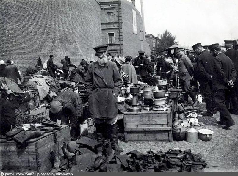 斯摩棱斯克市场