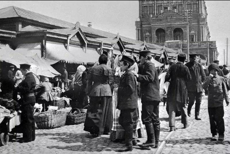 苏哈列夫市场