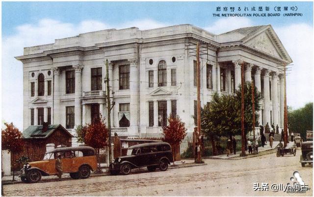 东北烈士纪念馆这栋大楼始建于1928年