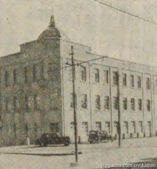 哈尔滨霍库曼旅馆和北满旅馆时期的旧影