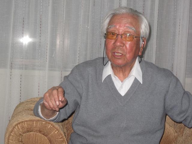 王志超老人