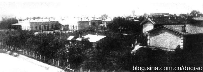 哈尔滨旧影 218-哈尔滨东清铁路中央医院