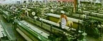 精梳纺纱车间细纱工序
