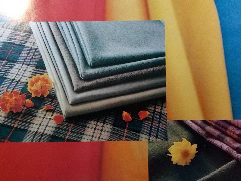 混纺和化纤系列毛毯 纯毛、混纺服装呢料