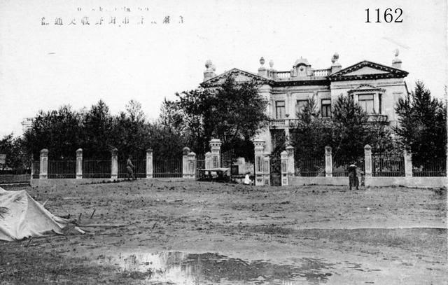 1918年设立的关东军哈尔滨特务机关