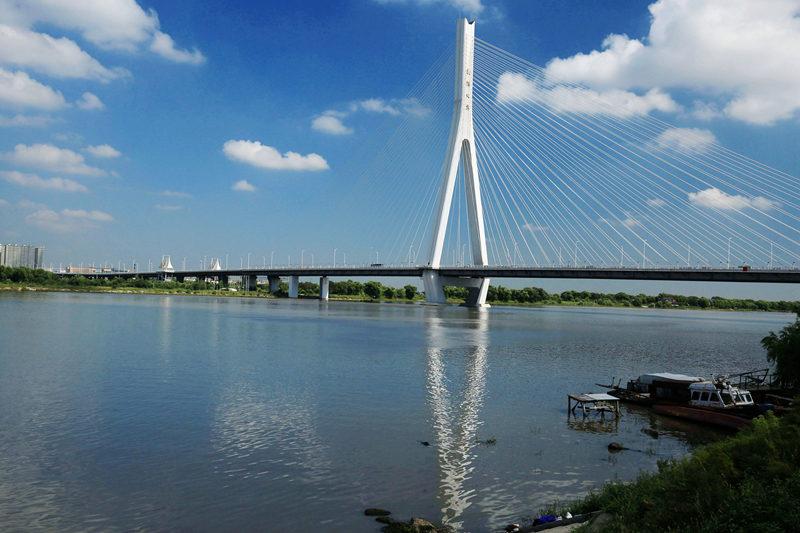 松浦大桥,张维涛摄影