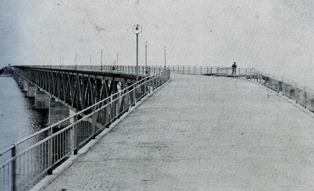 公路桥投入使用